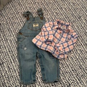 6 month baby outfit